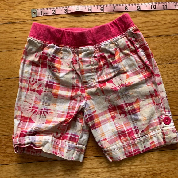 Daedryk Other - Boys Plaid Hawaiian Shorts
